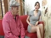 Film porno Libertine baisée par un Vieux cochon
